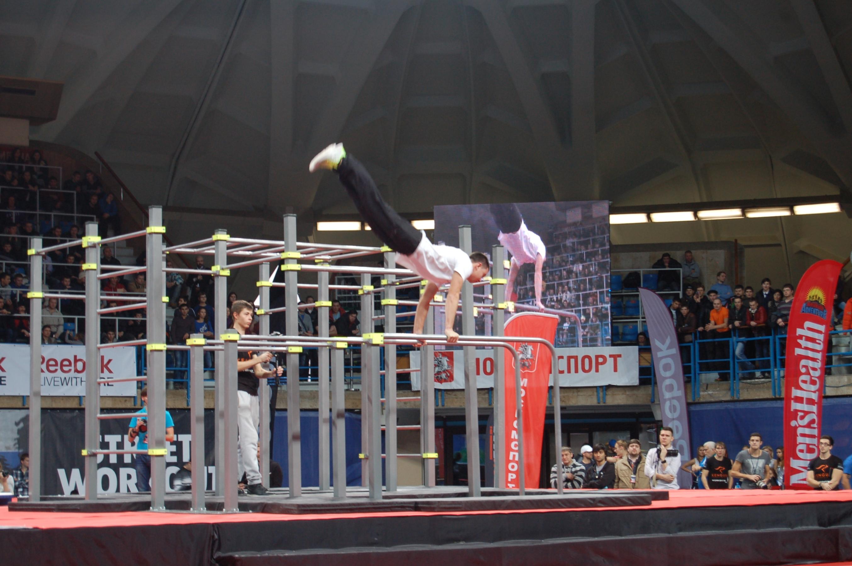 Кубок Мира по Воркауту 2013