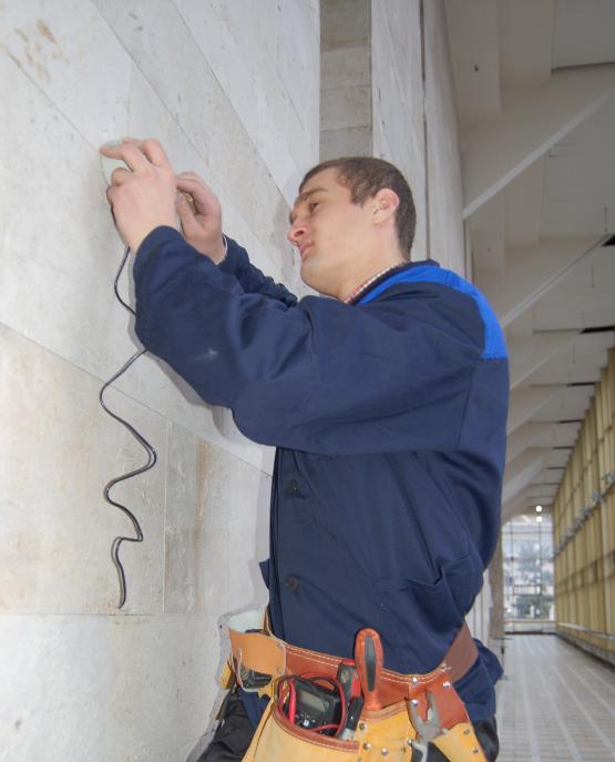 Проектирование, монтаж и обслуживание технических средств охраны